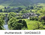 Burnsall Village  Yorkshire...