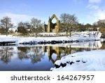 Bolton Priory In Winter  Bolto...