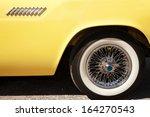 us classic car | Shutterstock . vector #164270543