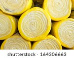 rock wool for insulation | Shutterstock . vector #164306663