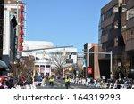 stamford  connecticut   nov 24  ... | Shutterstock . vector #164319293