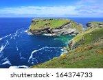 Tintagel Island  North Cornwal...