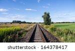 rails | Shutterstock . vector #164378417
