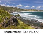 View Of The Eastern Coast Of...