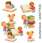 book,boy,cartoon,character,child,childhood,collection,colorful,colors,comic,cute,education,entertainment,fairy,family