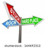Stuck Between Rock And Hard...