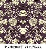 retro pattern | Shutterstock .eps vector #164996213