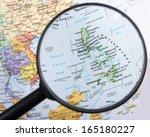 philippines under magnifier | Shutterstock . vector #165180227