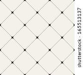 vector seamless pattern. modern ... | Shutterstock .eps vector #165513137