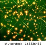 vector geometric background  | Shutterstock .eps vector #165536453
