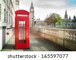 Big Ben And Red Phone Cabine I...