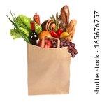 Full Grocery Bag   Studio...