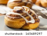 Homemade Cinnamon Roll Pastry...