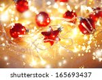 Christmas Ornaments And Garlan...
