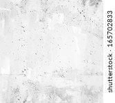concrete grunge background.... | Shutterstock .eps vector #165702833