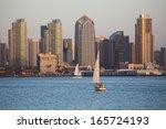 Scenic San Diego Skyline ...