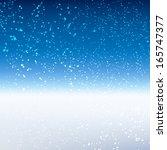 winter background. ...   Shutterstock . vector #165747377