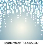 christmas background. abstract... | Shutterstock .eps vector #165829337