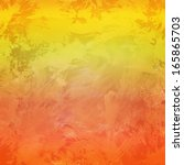 paint background | Shutterstock . vector #165865703