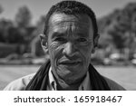 tinhir  morocco   october 20 ... | Shutterstock . vector #165918467