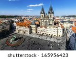 Prague  Old Town Hall  15th...