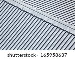 Metal Roof Surface.