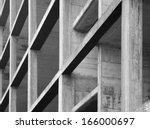Modern Concrete Structure ...