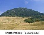 the summit on gutin mountain... | Shutterstock . vector #16601833