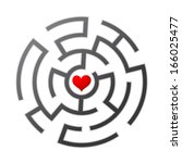 Love Maze. Find The Way To You...