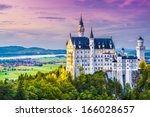 Neuschwanstein Castle In...