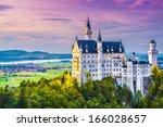 Neuschwanstein Castle In...