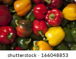 Colourful Bell Peppers...