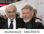 Sean Connery  Harrison Ford At...