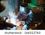 welding | Shutterstock . vector #166312763