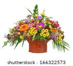 Flower Bouquet Arrangement...