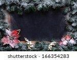 christmas background | Shutterstock . vector #166354283