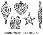 Vintage Christmas Elements....