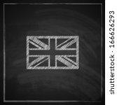 illustration of british union...   Shutterstock .eps vector #166626293