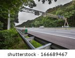 Traffic Sign Gantry Over A...