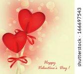 sweet hearts | Shutterstock . vector #166697543