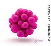 3d vector illustration. | Shutterstock .eps vector #166766993