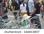 bangkok thailand  december 9 ... | Shutterstock . vector #166813847