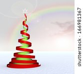 high resolution conceptual... | Shutterstock . vector #166981367