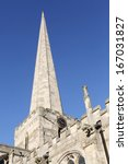 Spire Of St Mary's Church ...