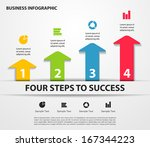 template for your business... | Shutterstock .eps vector #167344223