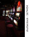 gambling | Shutterstock . vector #1674454