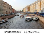River Trips On Canals Of St....