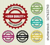 high quality vintage stamp and...   Shutterstock . vector #167622743