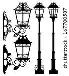 Antique Street Light...