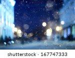 City             Night Winter...